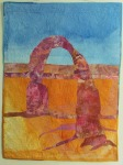 Delicate Arch Quilt
